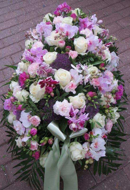 rouwbloemen